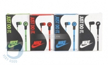 Tai nghe Earphone Nike phiên bản mới