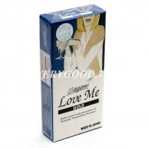 Bao cao su Sagami love me gold ( hộp 10 chiếc)