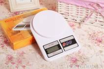Cân điện tử mini SF 400 Electronic Kitchen Scale giá rẻ 7kg
