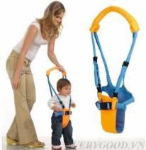 Dây đai tập đi bộ cho bé