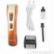 Tông đơ cắt tóc gia đình Kemei KM-519A
