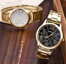 Đồng hồ nữ dây hợp kim Geneva GE008 – 1