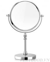 Gương Trang Điểm Để Bàn 2 Mặt
