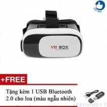 Kính thức tế VR Box Version 2 + tặng kèm usb Bluetooth 2.0