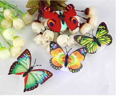 Đèn trang trí hình bướm]
