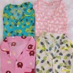 Bộ Pijama cộc cho nữ BMNG2
