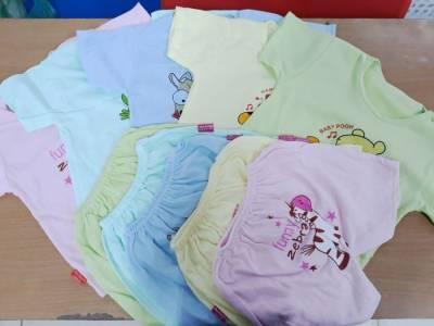 bộ cotton trẻ em nhiều mẫu-BK3]