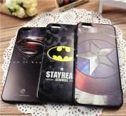 Ốp lưng Captain America iPhone 4,5,6Plus/6Splus