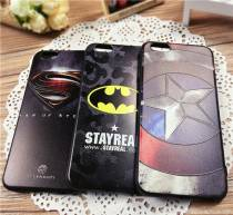 Ốp lưng Captain America iPhone 4,5,6Plus/6Splus