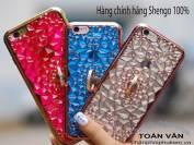 Ốp dẻo Shengo 3D Kim cương xoắn