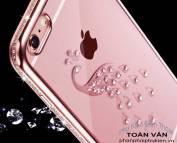 Ốp phượng hoàng đính đá cao cấp iphone 5,6,6+