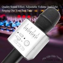 Micro Hát Karaoke MicGeek Q9  chính hãng