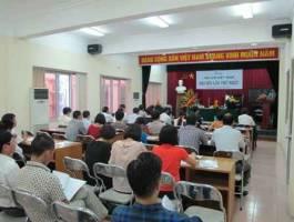 Thành lập hội len Việt Nam