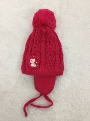 Mũ len trẻ em nữ 015
