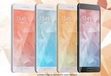 Hình ảnh lung linh của mẫu Galaxy S6