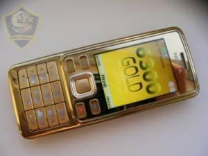 Nokia 6300 gold chính hãng mới 99%