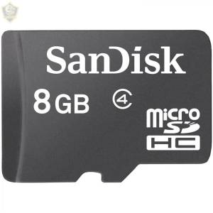 Thẻ nhớ Micro 8Gb chính hãng mới 100%