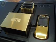 Điện Thoại Nokia 8800 Siroco  Classic Gold Chính Hãng Giá Rẻ