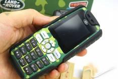 điện thoại land rover a8+ pin khủng chống va đập