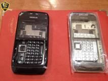 Vỏ Điện Thoại Nokia E71 Mầu Trắng , Màu Đen Chính Hãng