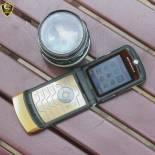 Điện Thoại Motorola v3i Gold Chính Hãng Giá Rẻ Tại Hà Nội