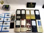 Vỏ Nokia 6300 vàng,trắng,đen,đỏ,nâu chính hãng mới 100%