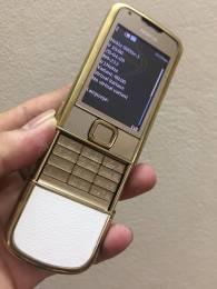 Điện Thoại Nokia 8800 Gold FullBox - Hàng Quà Biếu Tặng Tết