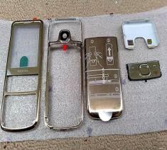Vỏ Nokia 6700 Gold, Đen, Bạc, Tím Chính Hãng