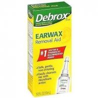 Debrox Earwax Removal Aid Drops-15ml