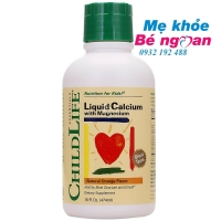 Liquid Calcium ChildLife 474ml