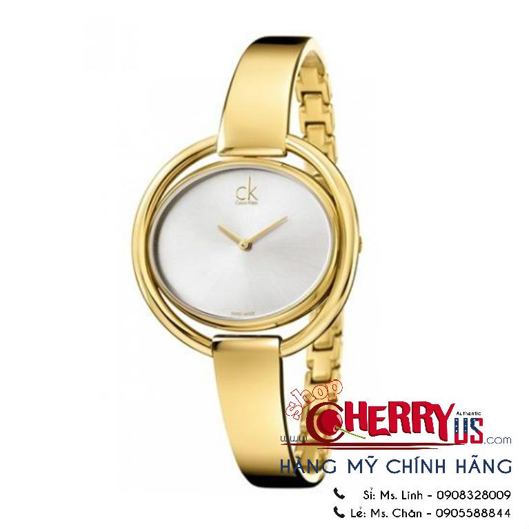 Đồng hồ Calvin Klein K4F2N516 Gold