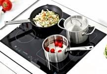 Bếp điện từ âm có những ưu điểm gì ?