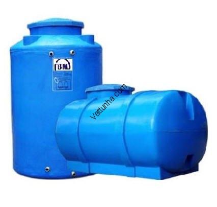 Bồn nước nhựa 600 lít nằm