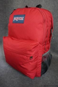 Jansport Superbreak Backpack Red