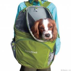 MONTBELL DOGGY CARRYING PACK