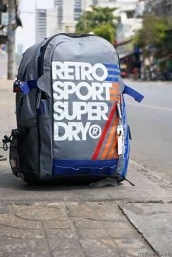 Balo Superdry Retro Sport