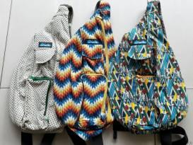 Kavu Rope Sling Bag 1 quai