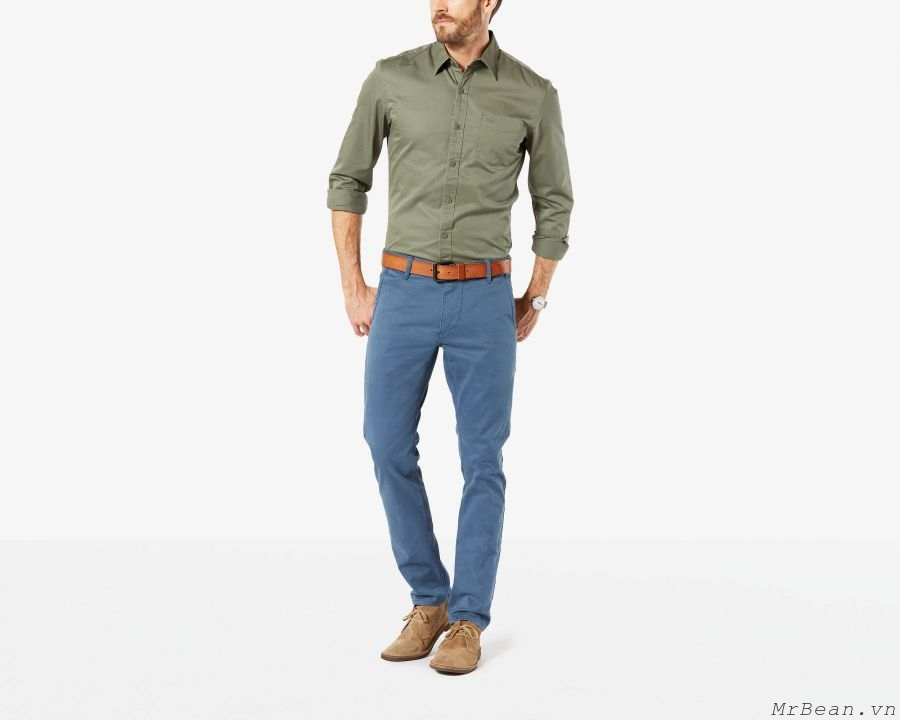 Quần Dockers® Alpha Stretch Khaki