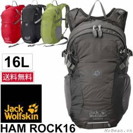 JackWolfskin Ham Rock 16 Backpack