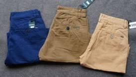 Quần short Kaki Zara