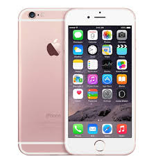 Iphone 6S 128G Gold Rose