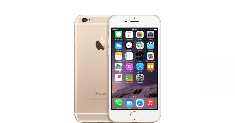Ihone 6 16GB Gold
