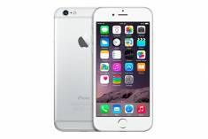 Iphone 6 64GB Silver
