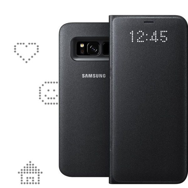 Bao da Led View Cover Samsung Galaxy S8/S8 plus
