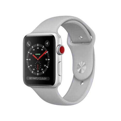AW Series 3 MQK12 (Cellular) 42mm 16GB