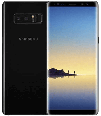 Samsung Galaxy Note 8 black cũ