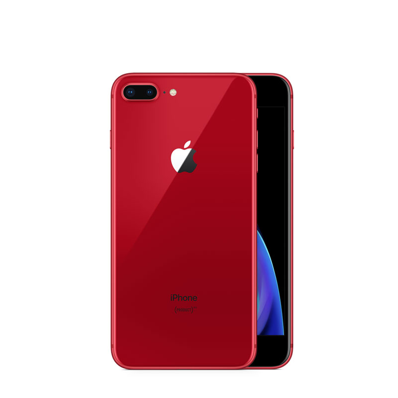 Iphone 8 plus 64GB cũ đỏ