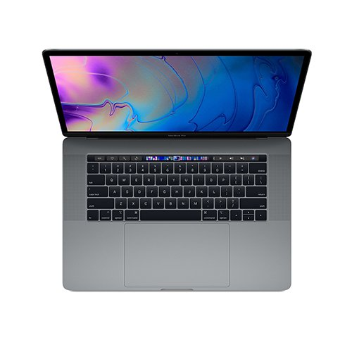 Macbook Pro 15 inch 256GB Tool Bar (2018) MR932