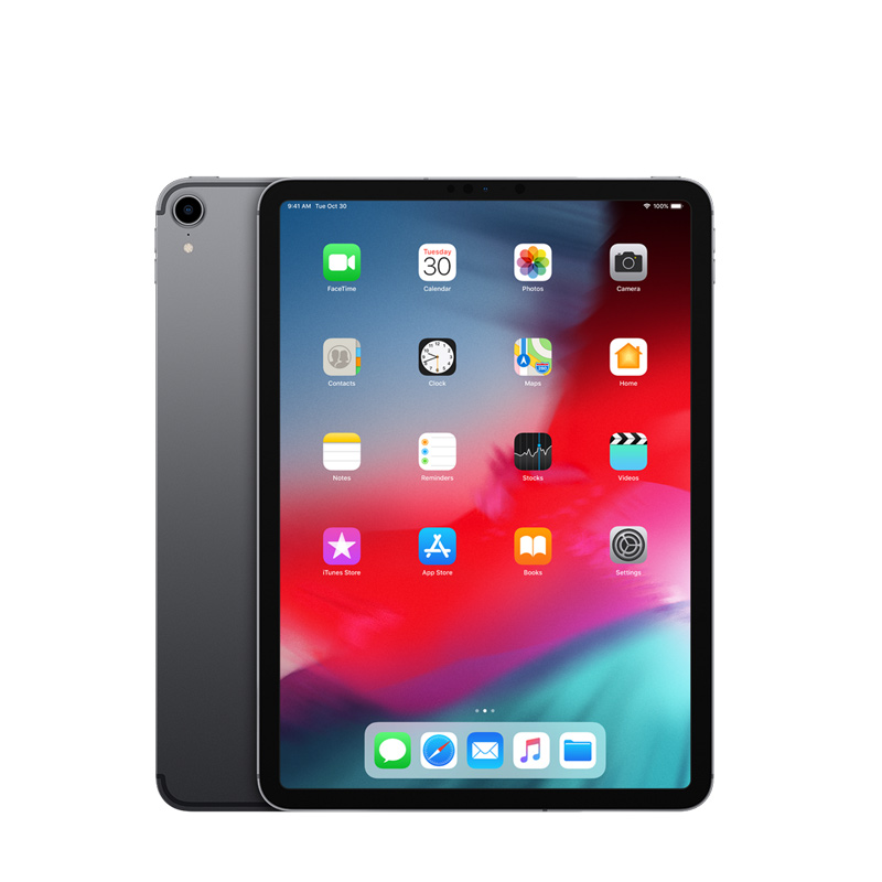"IPad Pro 12.9"" Wifi 4G 256GB 2018 Silver/Grey"