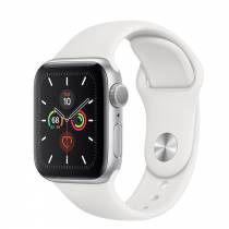 Apple Watch Series GPS 44mm - MWVD2 (Silver Aluminum Case with White Sport Band)